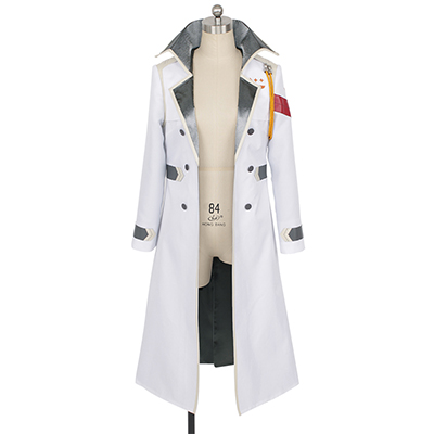 DARLING in the FRANXX CODE:002 ゼロツー   マント、帽子  コスプレ  衣装