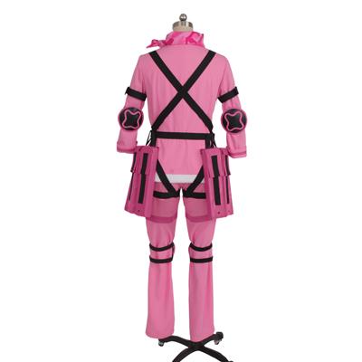 ソードアート・オンライン(Sword Art Online)GGO レン/ 小比類巻香蓮 アニメ版  コスプレ衣装