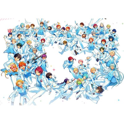 ◆5点限定・予約商品◆ あんさんぶるスターズ!(Ensemble Stars!) 3周年記念  コスプレ衣装
