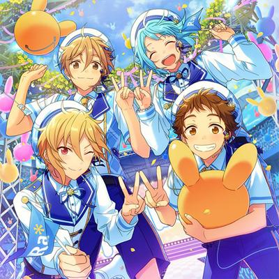 ◆10点限定・予約商品◆ あんさんぶるスターズ!(Ensemble Stars!)  復刻スカウト Ra*bits編   全員  コスプレ衣装  予約開始!