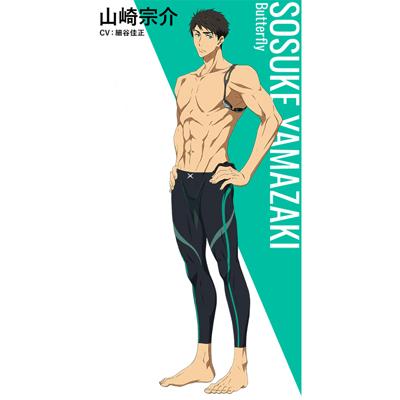 ◆5点限定・予約商品◆ Free! Dive to the Future   山崎宗介 (やまざき そうすけ)   水泳パンツ  コスプレ衣装