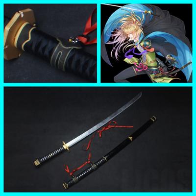 刀剣乱舞  小竜景光   刀+鞘  コスプレ道具