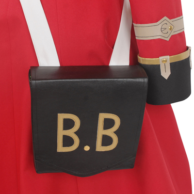 千銃士  ブラウン・ベス   コスプレ 衣装