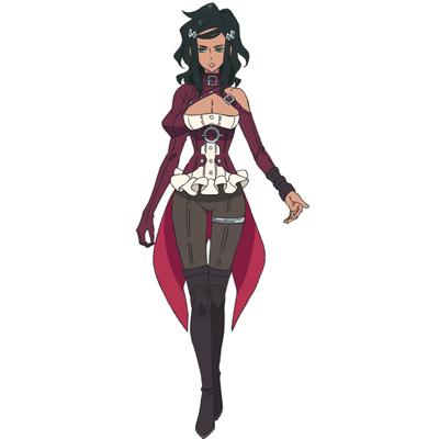 ◆5点限定・予約商品◆ 天狼 Sirius the Jaeger(シリウス)  ドロテア   コスプレ衣装