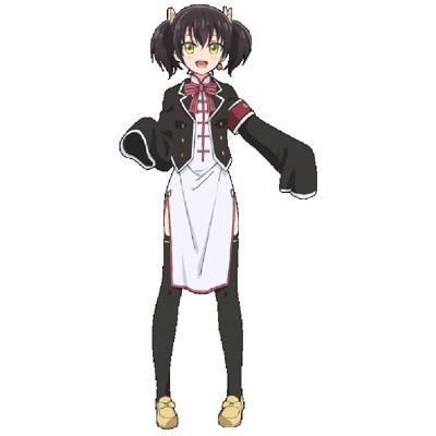 ◆5点限定・予約商品◆ 寄宿学校のジュリエット  王胡蝶(ワン コチョウ)  コスプレ衣装