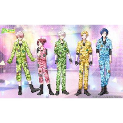 ◆10点限定・予約商品◆ オンエア!On Air!  エメ☆カレ  全員 コスプレ衣装が予約開始!