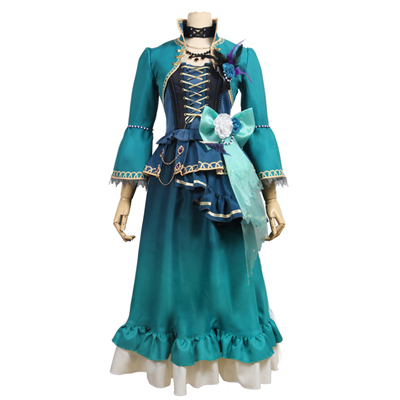 BanG Dream!(バンドリ!) 白金燐子(しろかね りんこ)  Roselia 5th Single Opera of the wasteland  コスプレ衣装