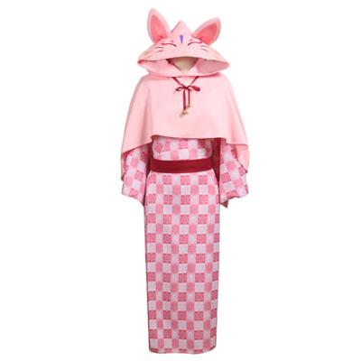 A3!(エースリー) 太鼓の達人  瑠璃川幸(るりかわゆき) コスプレ衣装