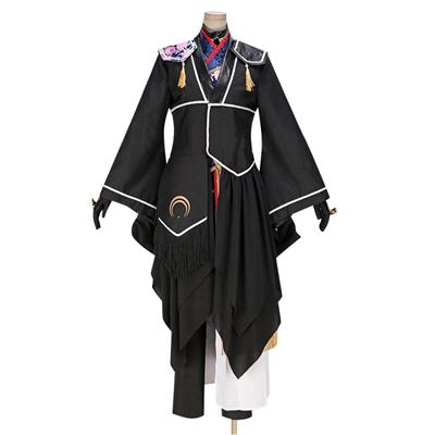 刀剣乱舞 ミュージカル2部 セット 三日月宗近(みかづきむねちか) コスプレ衣装