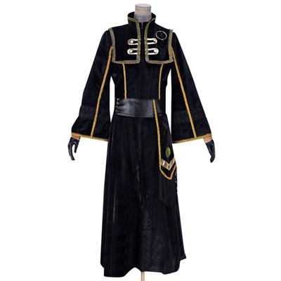 刀剣乱舞 ミュージカル2部 三百年の子守唄 石切丸 (いしきりまる)  コート コスプレ衣装