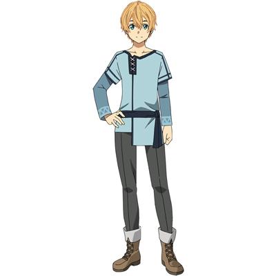 ◆5点限定・予約商品◆ ソードアート・オンライン(Sword Art Online)(アリシゼーション編)  ユージオ コスプレ衣装