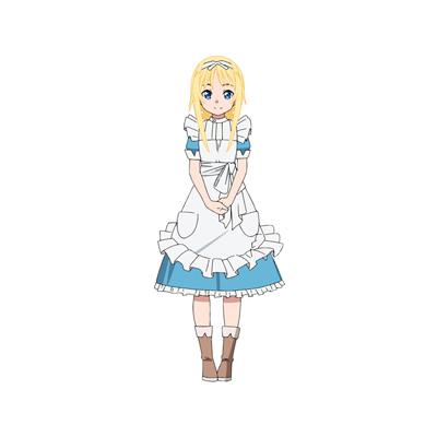 ◆5点限定・予約商品◆ ソードアート・オンライン(Sword Art Online)(アリシゼーション編)  アリス・ツーベルク  コスプレ衣装