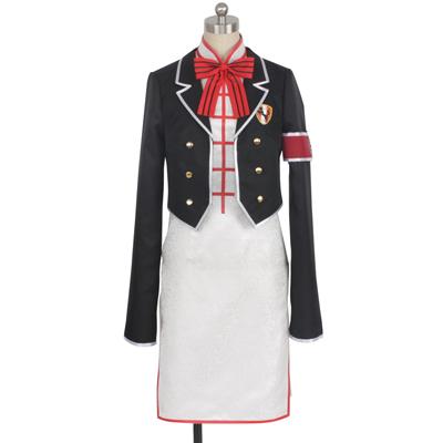 【寄宿学校のジュリエット 衣装】王胡蝶(ワン コチョウ)  コスプレ衣装