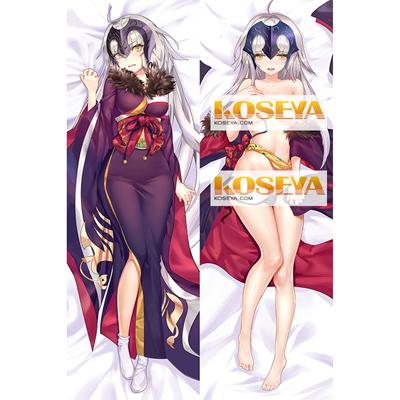 Fate/Grand Order   ジャンヌ·オルタ     等身大抱き枕カバー、オリジナル抱き枕カバー、アニメ抱き枕18.12ver.1