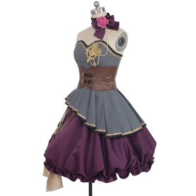 【アイドルマスター 衣装】THE IDOLM@STER  シャニマス LAnticaアンティーカ 幽谷霧子  コスプレ衣装