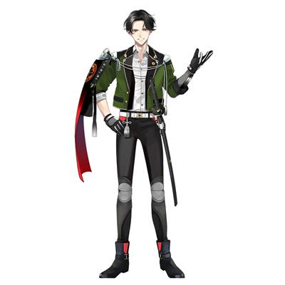 ◆5点限定・予約商品◆ 刀剣乱舞   豊前江(ぶぜんごう)   コスプレ衣装
