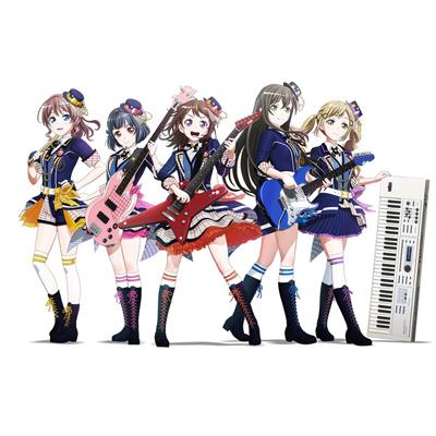 ◆10点限定・予約商品◆ BanG Dream! (バンドリ!)走りだそう 最高の音楽!全員 コスプレ衣装 予約開始!