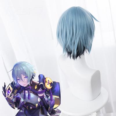 【Fate/Grand Order ウィッグ】  蘭陵王 第三再臨  コスプレウィッグ