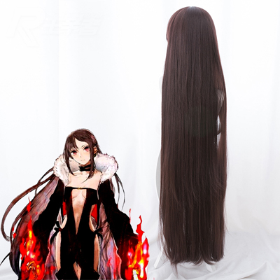 【Fate/Grand Order ウィッグ】  虞美人 コスプレウィッグ