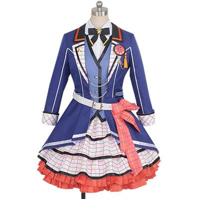 【BanG Dream! 衣装】 走りだそう 最高の音楽!戸山香澄(とやま かすみ) コスプレ衣装