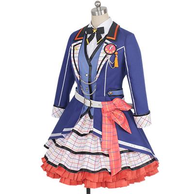 【BanG Dream! 衣装】 走りだそう 最高の音楽!戸山香澄 コスプレ衣装
