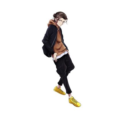 ◆5点限定・予約商品◆ W'z《ウィズ》   レイジロウ / 荒城令次郎(あらき れいじろう)   コスプレ衣装
