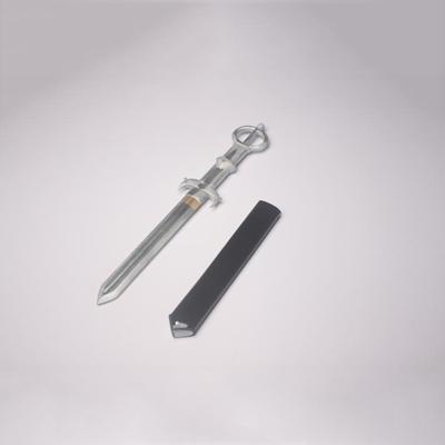 【刀剣乱舞 道具】白山吉光(はくさんよしみつ) 刀+鞘 コスプレ道具