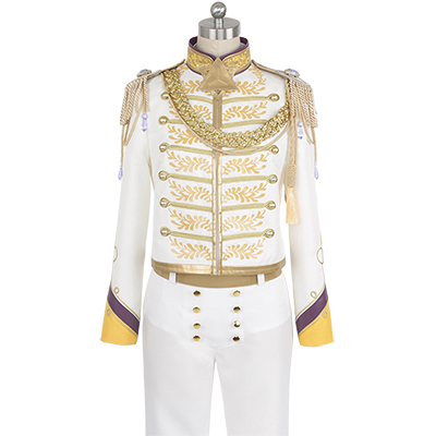 【A3!(エースリー) 衣装】2周年  夏組  瑠璃川幸    コスプレ衣装