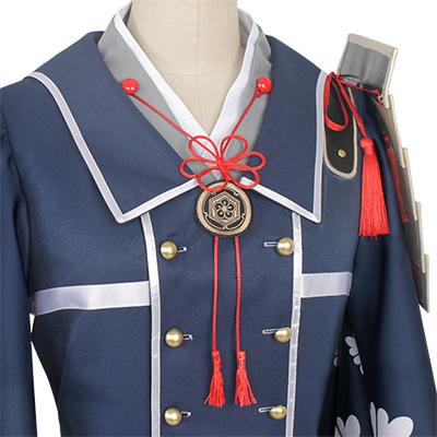【刀剣乱舞 衣装】白山吉光   コスプレ衣装