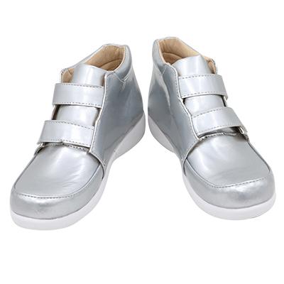 【ヒプノシスマイク ブーツ 】山田三郎   合皮 ゴム底 コスプレ靴  コスプレブーツ