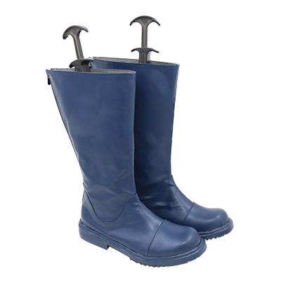 【転生したらスライムだった件 ブーツ 】リムル/テンペスト  合皮 ゴム底 コスプレ靴 コスプレブーツ