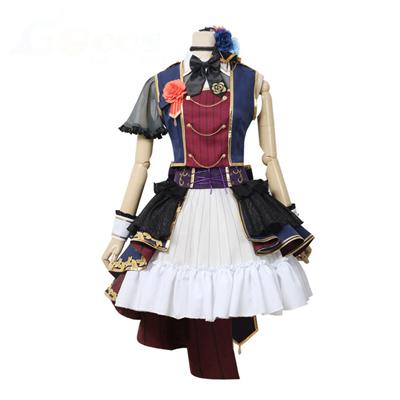 【バンドリ! 衣装】BanG Dream! 7th-LIVE Roselia  今井リサ(いまい りさ)  コスプレ衣装