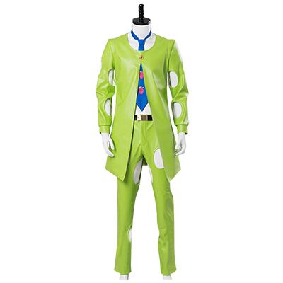 【ジョジョの奇妙な冒険 衣装】第5部 黄金の風  パンナコッタ・フーゴ ジョルノ・ジョバァーナ コスプレ衣装