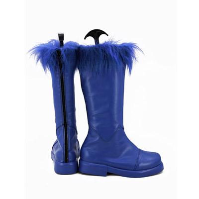 【転生したらスライムだった件 ブーツ 】リムル 合皮   コスプレ靴 コスプレブーツ