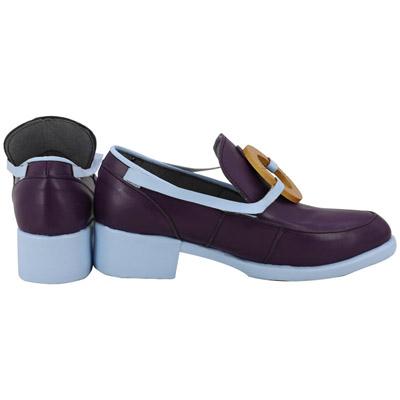 【ジョジョの奇妙な冒険 ブーツ 】黄金の風  ナランチャ・ギルガ  合皮   コスプレ靴 コスプレブーツ