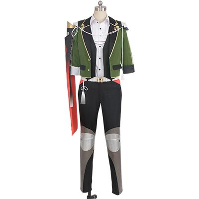 【刀剣乱舞 衣装】 豊前江(ぶぜんごう) コスプレ衣装
