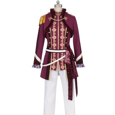 【劇場版 うたのプリンスさまっ 衣装】マジLOVEキングダム ST☆RISHE  来栖翔(くるすしょう)コスプレ衣装
