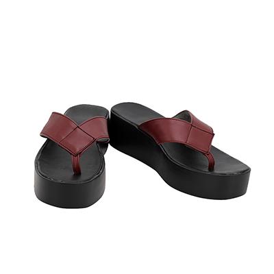 【盾の勇者の成り上がり ブーツ 】グラス  合皮  ゴム底  コスプレ靴