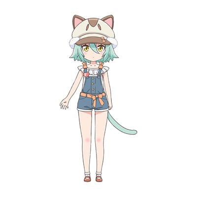 ◆5点限定・予約商品◆ ネコぱら  ???  コスプレ衣装