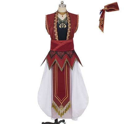 【ツイステ 衣装】ツイステッドワンダーランド    カリム スケアリー・ドレス  コスプレ衣装