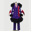 Black Butler Kuroshitsuji 2 Alois trancy costume ball Cosplay Costume