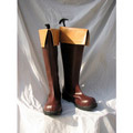 Axis powers Hetalia APH Russia PU Leather Cosplay Boots
