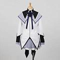 Puella Magi Madoka Magica Homura Akemi Cosplay Costume