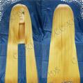 Golden Long Nylon Straight Cosplay Wig