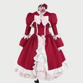 Black Butler Kuroshitsuji Elizabeth dance costume Cosplay Costume