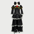 Vocaloid KagaMine Len IMITATION Black Cosplay Costume
