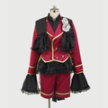 Black Butler Kuroshitsuji Ciel  Illustration costume Cosplay Costume