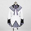 Puella Magi Madoka Magica Homura Akemi fixed version Cosplay Costume