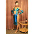 Chinese Dress Costume Zentai Suit