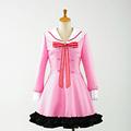 Ro-Kyu-Bu!  Keishin Academy Tomoka Minato Cosplay Costume